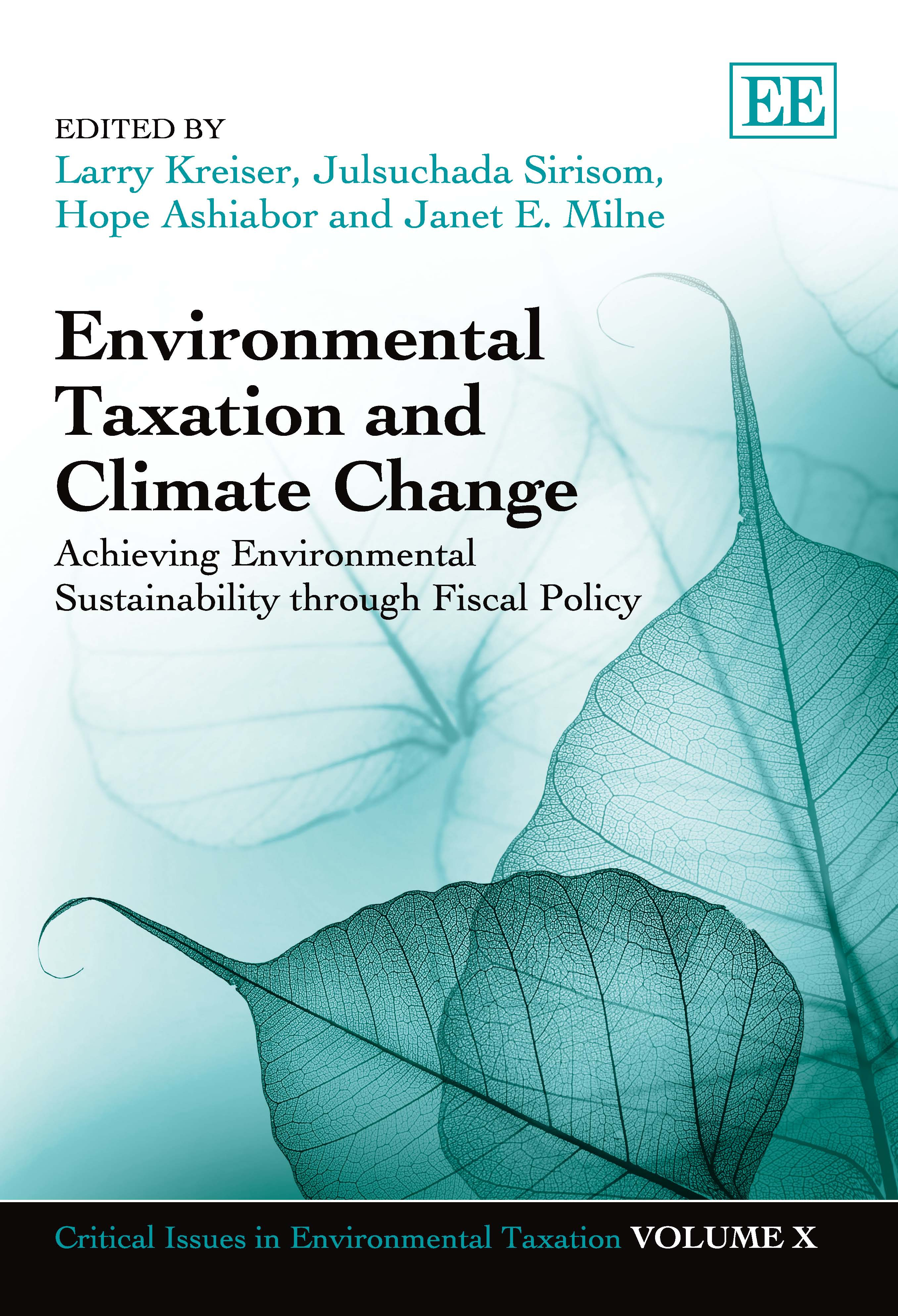 Environmental Taxation and Climate Change