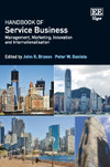 Handbook of Service Business