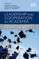 Leadership and Cooperation in Academia