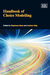 Handbook of Choice Modelling