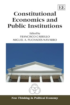 Constitutional Economics and Public Institutions