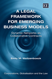 A Legal Framework for Emerging Business Models