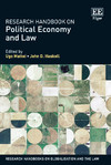 Research Handbook on Political Economy and Law