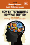 How Entrepreneurs do What they do