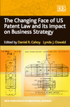 The Changing Face of US Patent Law and its Impact on Business Strategy