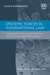 Epistemic Forces in International Law