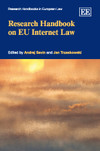 Research Handbook on EU Internet Law