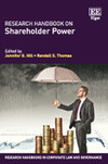 Research Handbook on Shareholder Power
