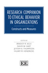 Research Companion to Ethical Behavior in Organizations