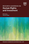 Research Handbook on Human Rights and Investment