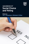 Handbook of Social Choice and Voting