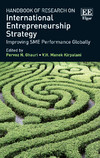 Handbook of Research on International Entrepreneurship Strategy