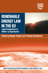 Renewable Energy Law in the EU
