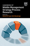 Handbook of Middle Management Strategy Process Research