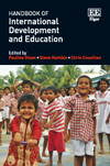 Handbook of International Development and Education