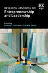 Research Handbook on Entrepreneurship and Leadership