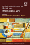 Research Handbook on the Politics of International Law