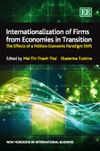 Internationalization of Firms from Economies in Transition