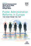 Public Administration Reforms in Europe