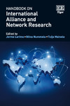 Handbook on International Alliance and Network Research