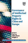 Governance of Intellectual Property Rights in China and Europe