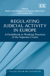 Regulating Judicial Activity in Europe