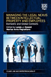 Managing the Legal Nexus Between Intellectual Property and Employees