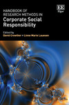 Handbook of Research Methods in Corporate Social Responsibility