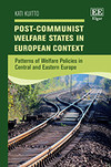 Post-Communist Welfare States in European Context