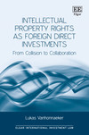 Intellectual Property Rights as Foreign Direct Investments
