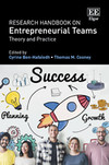 Research Handbook on Entrepreneurial Teams