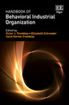 Handbook of Behavioral Industrial Organization