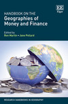Handbook on the Geographies of Money and Finance
