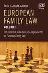 European Family Law Volume I
