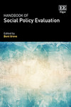 Handbook of Social Policy Evaluation