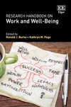 Research Handbook on Work and Well-Being