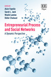 Entrepreneurial Process and Social Networks