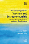 A Research Agenda for Women and Entrepreneurship
