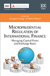 Macroprudential Regulation of International Finance