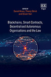 Blockchains, Smart Contracts, Decentralised Autonomous Organisations and the Law