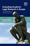 Evaluating Academic Legal Research in Europe