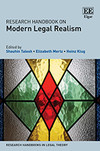 Research Handbook on Modern Legal Realism