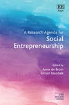 A Research Agenda for Social Entrepreneurship