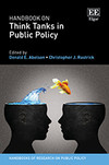 Handbook on Think Tanks in Public Policy