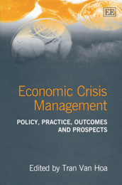 Economic Crisis Management