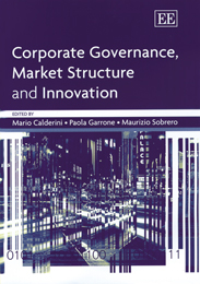 Corporate Governance, Market Structure and Innovation