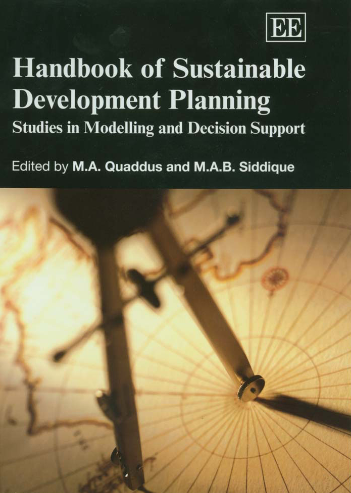 Handbook of Sustainable Development Planning