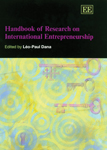 Handbook of Research on International Entrepreneurship