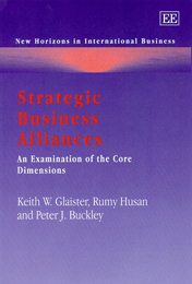 Strategic Business Alliances