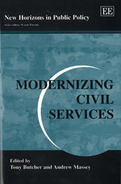 Modernizing Civil Services